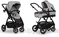 Детская универсальная коляска 2 в 1 EasyGo Optimo Air Pearl 2020