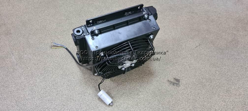 Теплообменник воздушный маслоохладитель 380 Вольт 5-40 л/мин