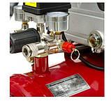 Компрессор 24 л, 2 HP, 1,5 кВт, 220 В, 8 атм, 206 л/мин. INTERTOOL PT-0009, фото 5
