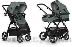 Детская универсальная коляска 2 в 1 EasyGo Optimo Air Agava 2020