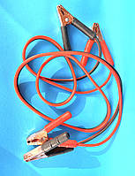 Пусковые провода для прикуривания аккумулятора легковых авто ПП-20125-П 100 А 2 м, фото 1