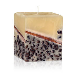 Свечи Декорированные с эфирными маслами