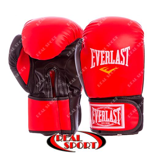 Перчатки боксерские Everlast LV-0287