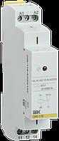Реле проміжне модульне OIR 1 контакт 16А 12В AC/DC IEK