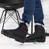 Ботинки мужские высокие чорние -20°C, фото 3