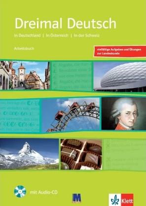 Dreimal Deutsch Arbeitsbuch - Рабочая тетрадь