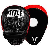 Лапы для бокса TITLE Incredi-ball Punch Mitts, фото 1