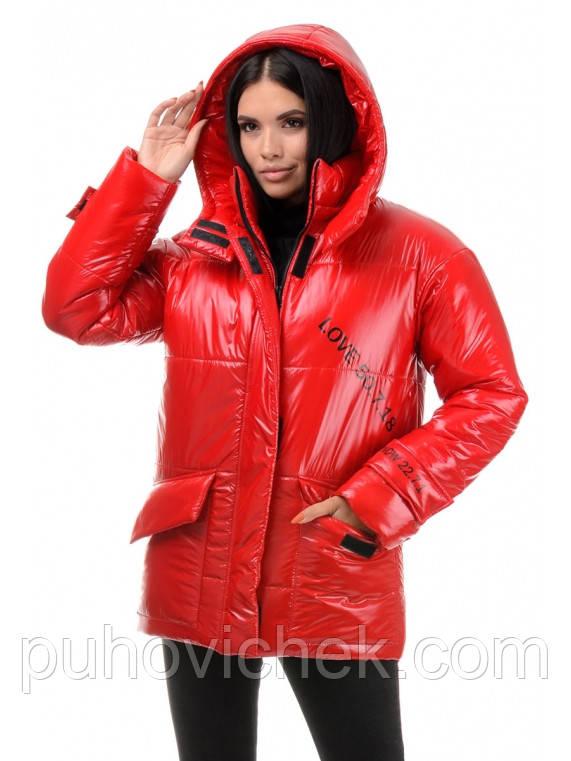 Куртки женские осенние с капюшоном размеры 42-48