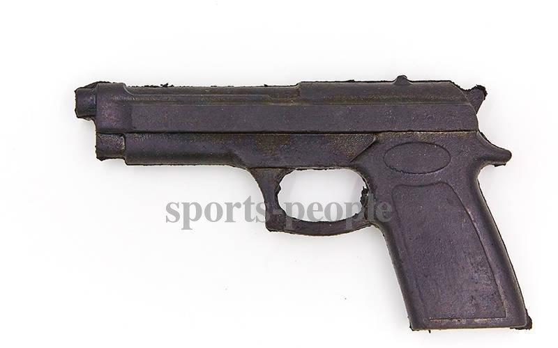 Пістолет-макет гумовий для єдиноборств, зручна ручка