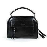 Женский клатч 8545 black женские клатчи, женские сумки купить оптом в Украине, фото 1