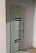 """Двері засклені міжкімнатні новий стиль Віва """"Меріда BLK,G,GRF"""" 60,70,80,90 см бук шато, фото 8"""