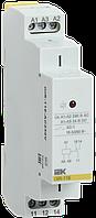 Реле проміжне модульне OIR 1 контакт 16А 230В AC IEK