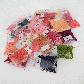 Алмазная вышивка мозаика The Wortex Diamonds Дикі Іриси 30x40 TWD10011 полная зашивка квадратные стразы. Набор, фото 5