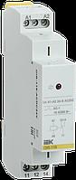 Реле проміжне модульне OIR 1 контакт 16А 24В AC/DC IEK