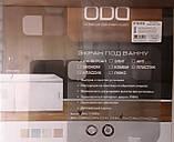 Экран  под ванну ОDA Универсал160x56 cm., фото 4