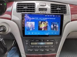 Штатная Android Магнитола на Lexus ES250 ES300 ES330 2001-2006 Model P6/P8-solution (М-Л-9-Р8)