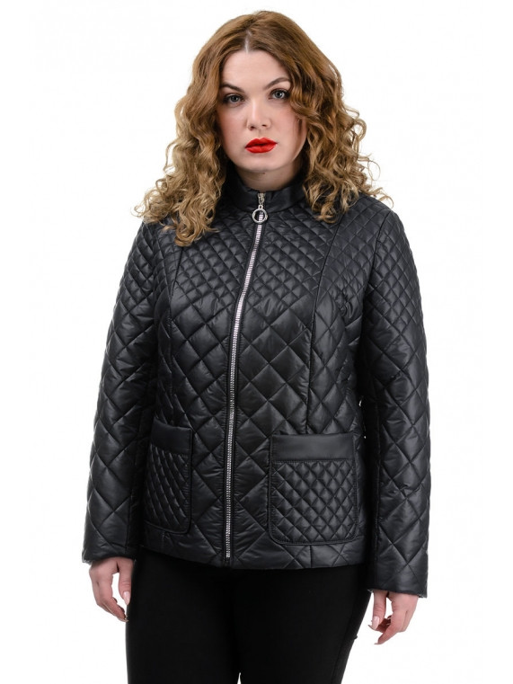 Осенняя женская куртка жакет размеры 50-56