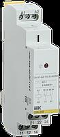 Реле проміжне модульне OIR 2 контакту 8А 110В AC/DC IEK