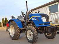 Трактор DongFeng 244 DHX, 3 цил, 24 л.с, ГУР, увеличенные шины, 4х4, усиленный передний мост, гарантия, фото 1