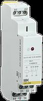 Реле промежуточное модульное OIR 2 контакта 8А 12В AC/DC IEK