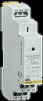 Реле проміжне модульне OIR 2 контакту 8А 230В AC ІЕК