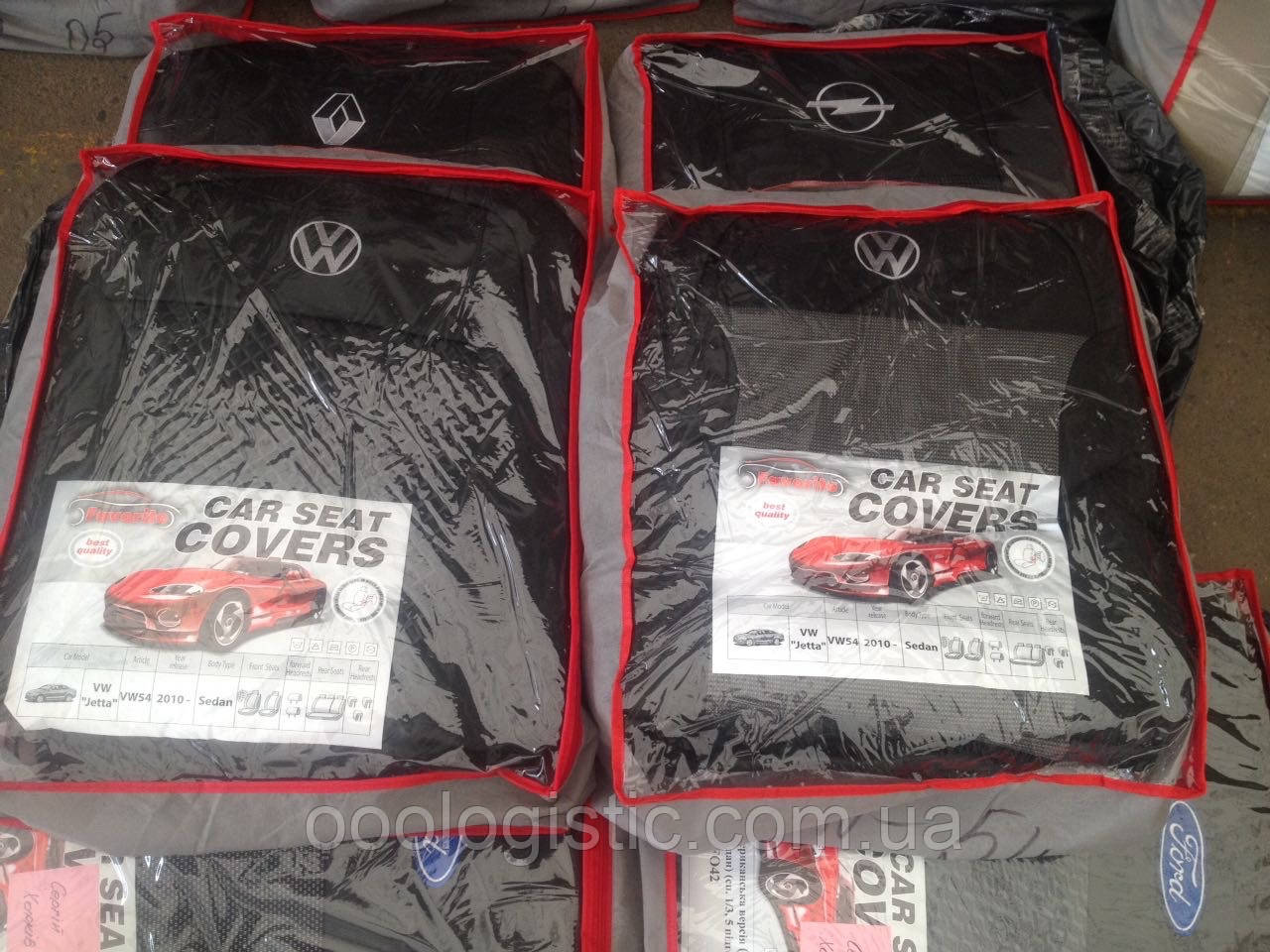 Авточехлы Favorite на Volkswagen Jetta 2010> sedan