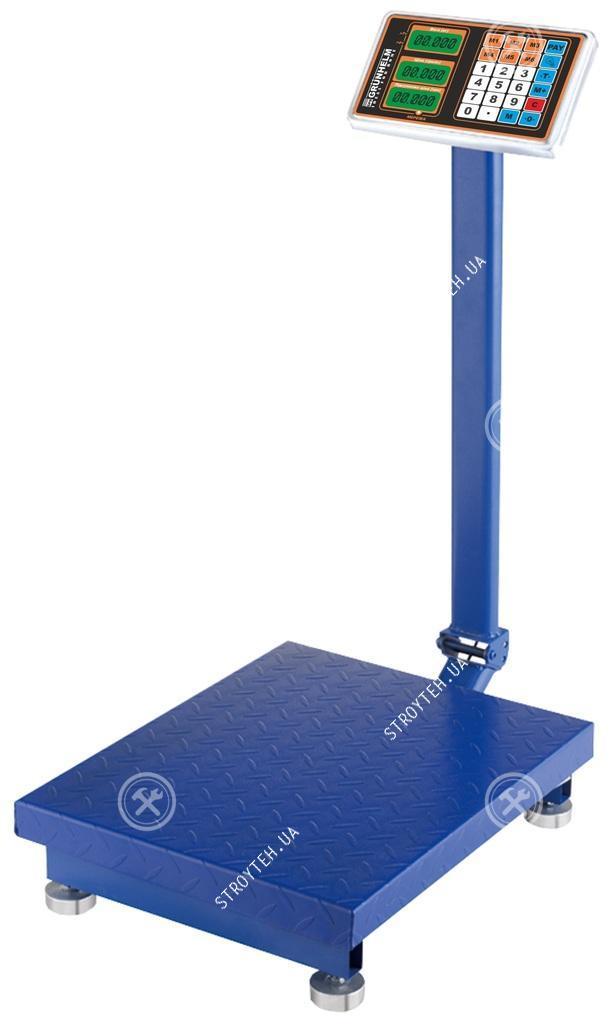 Весы торговые Grunhelm GSC-300