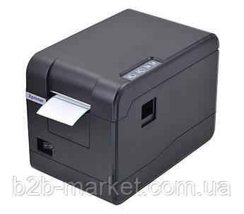 Принтер етикеток Xprinter XP-233B (ширина етикетки 20-60мм)