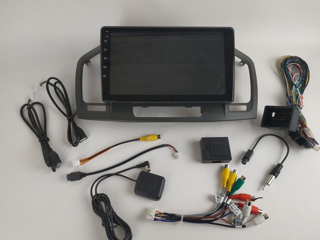 Штатная Android Магнитола на Opel Insignia 2008-2015 Model T3-solution (М-ОИН-9-Т3)