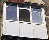 Монтаж француского балкона, фото 4