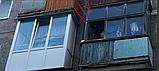 Монтаж француского балкона, фото 2