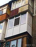 Монтаж француского балкона, фото 5