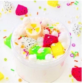 Mini Fruity Slime / Фруктовый слайм 50 мл
