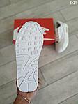 Чоловічі демісезонні кросівки Nike Air Max 90 (Білі) D29, фото 5