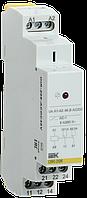 Реле проміжне модульне OIR 2 контакту 8А 48В AC/DC IEK