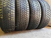 Зимние шины бу 195/65 R15 Dunlop