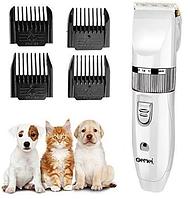 Профессиональная машинка для стрижки животных Gemei GM-634 USB