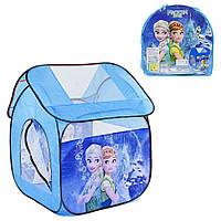 """Палаткадетская игровая """"Frozen: Fever"""" (8009FZ-B), 114х102 х112см."""