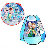"""Палаткадетская игровая """"Frozen: Fever"""" (8006FZ-B), 83х72х72см."""