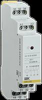 Реле промежуточное модульное OIR 3 контакта 16А 12В AC/DC IEK