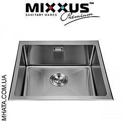 Кухонна мийка Mixxus MX(304)4645-200x1.2-HANDMADE