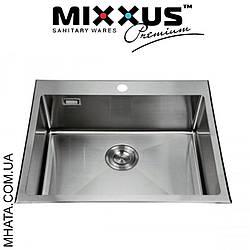 Кухонна мийка Mixxus MX(304)6050-200x1.2-HANDMADE