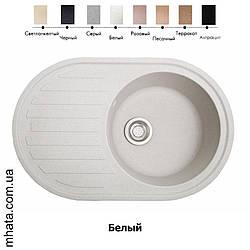 """Плита гранітна мийка """"Solid"""" Елегант """"Elegant"""" 770*500*200"""
