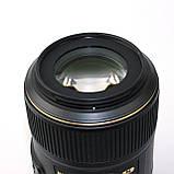 Объектив Nikon AF-S VR Micro-Nikkor 105mm f/2,8G IF-ED / на складе, фото 3