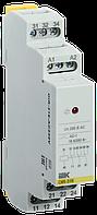 Реле проміжне модульне OIR 3 контакту 16А 230В AC IEK