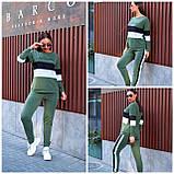 Cпортивный костюм двойка кофта батник+штаны двухнить размер:42-44;46-48;50-52;54-56, фото 2