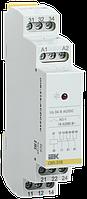 Реле проміжне модульне OIR 3 контакту 16А 24В AC/DC IEK