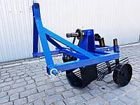 Картофелекопалка вибрационная КВ-3Т-44 для тракторов, минитракторов со смещенным центром, привод от ВОМ 6 шлиц, фото 1