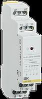 Реле проміжне модульне OIR 3 контакту 8А 12В AC/DC IEK