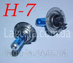Лампа 12 вольт H-7, фото 2